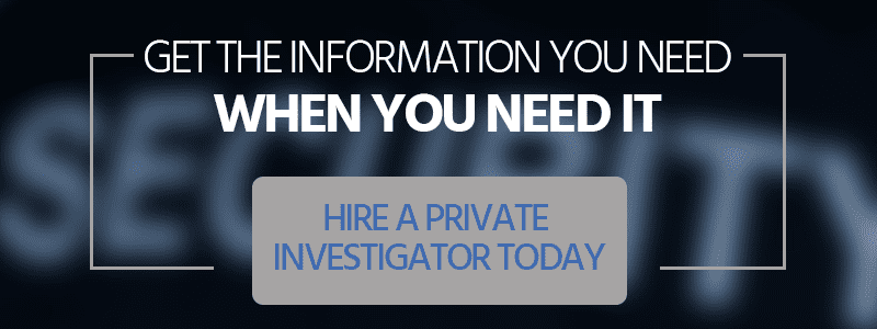 Private Investigator Jersey City - Reasons To Hire A Private